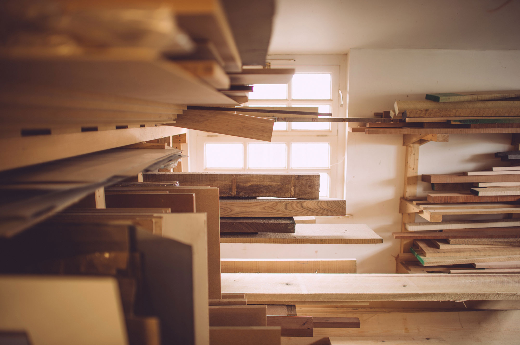 Selecting best timbers for use in fine furniture